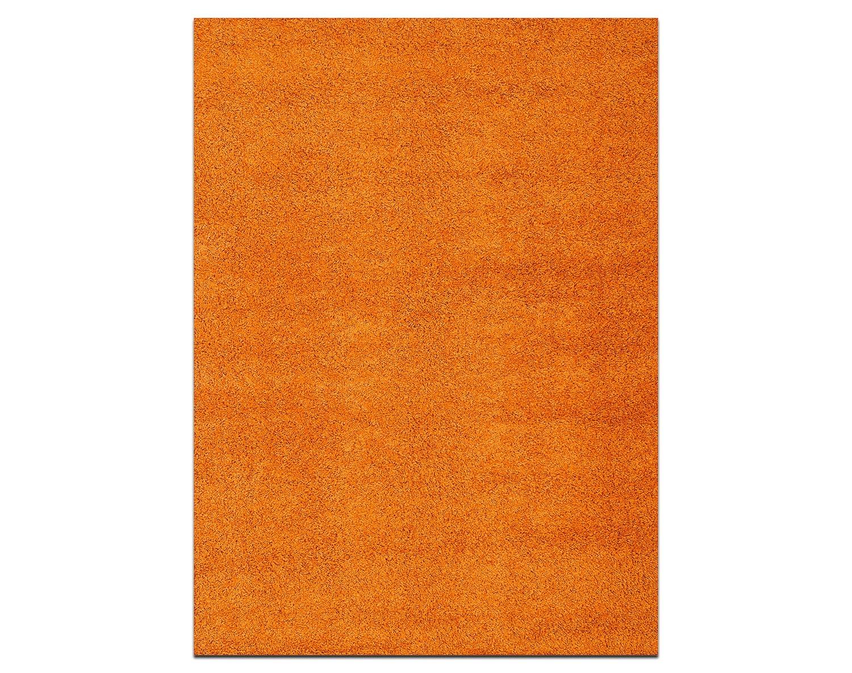 The Domino Shag Collection - Orange