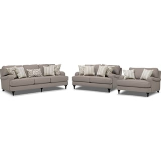 The Candice Collection - Gray