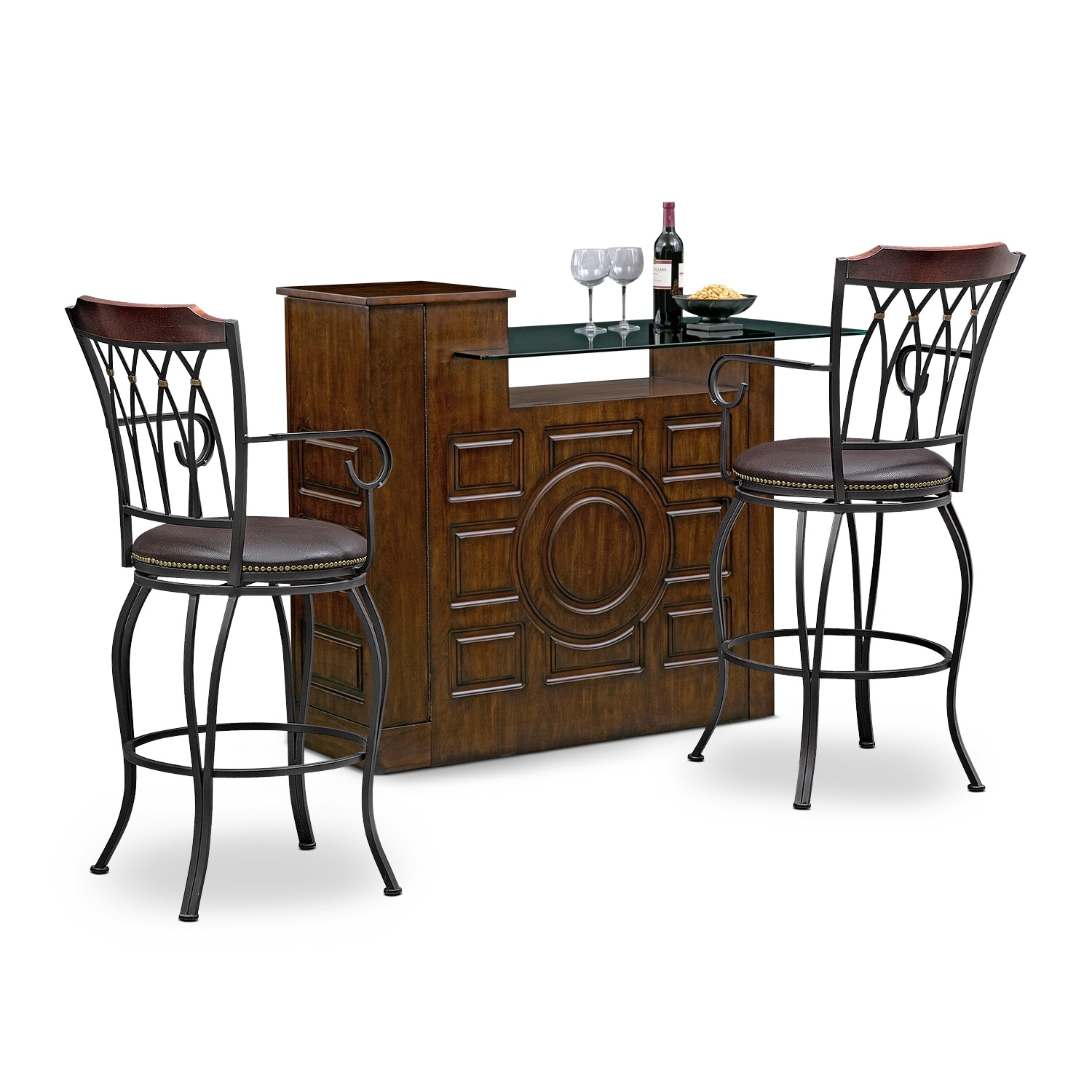 Bars & Bar Tables Dining Accents