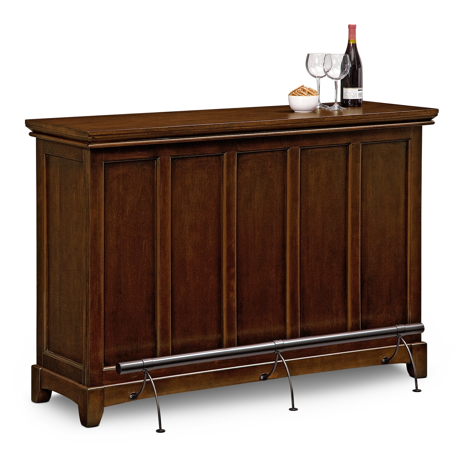 Accent and Occasional Furniture - Carlton Bar