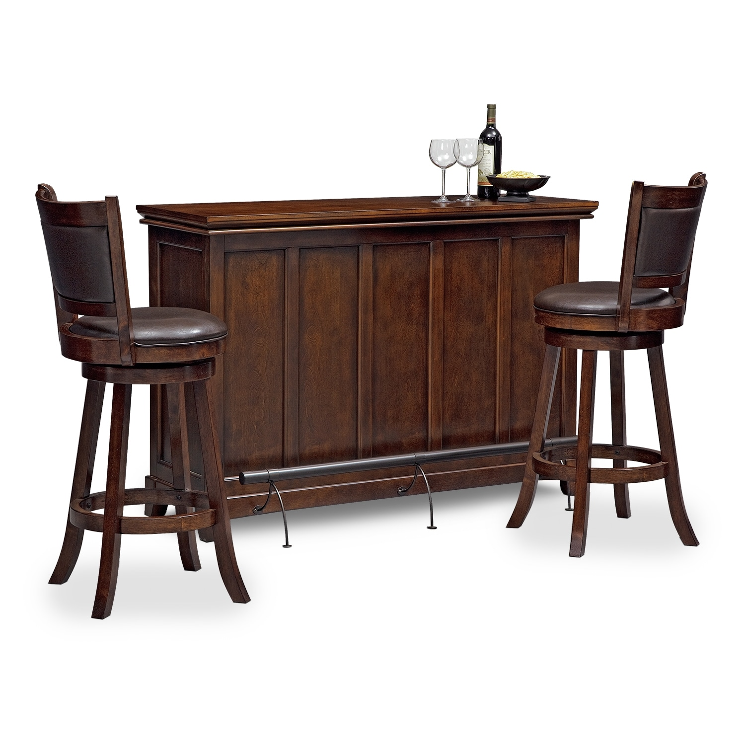 Bars Bar Tables Dining Accents Value City Furniture
