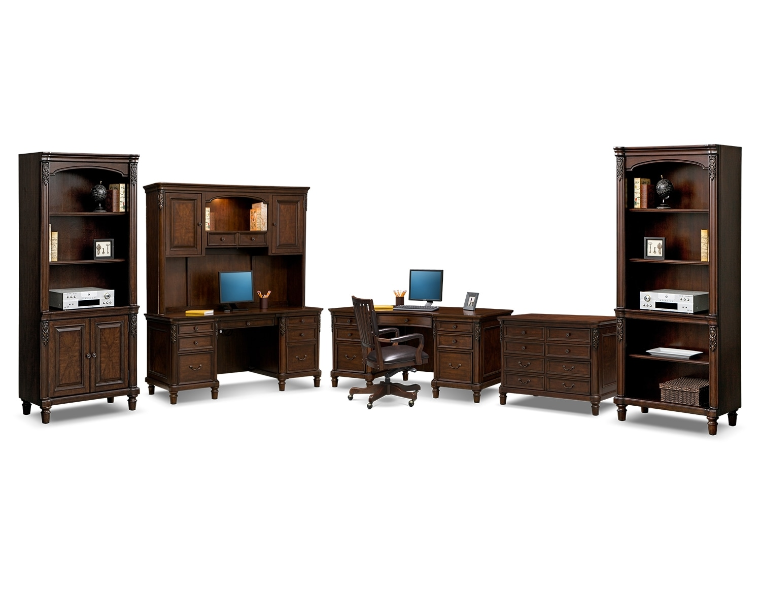 Home Office Furniture | Value City | Value City Furniture and ...