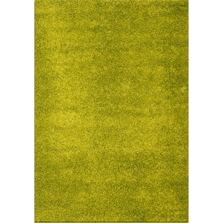 Domino Shag 5' x 8' Area Rug - Green