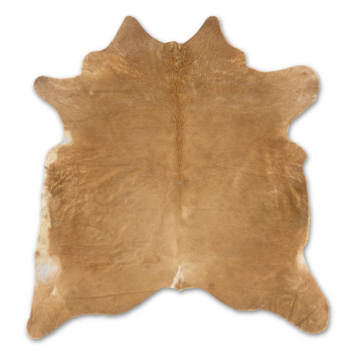 Rugs - Cowhide 5' x 7' Area Rug - Medium Brindle