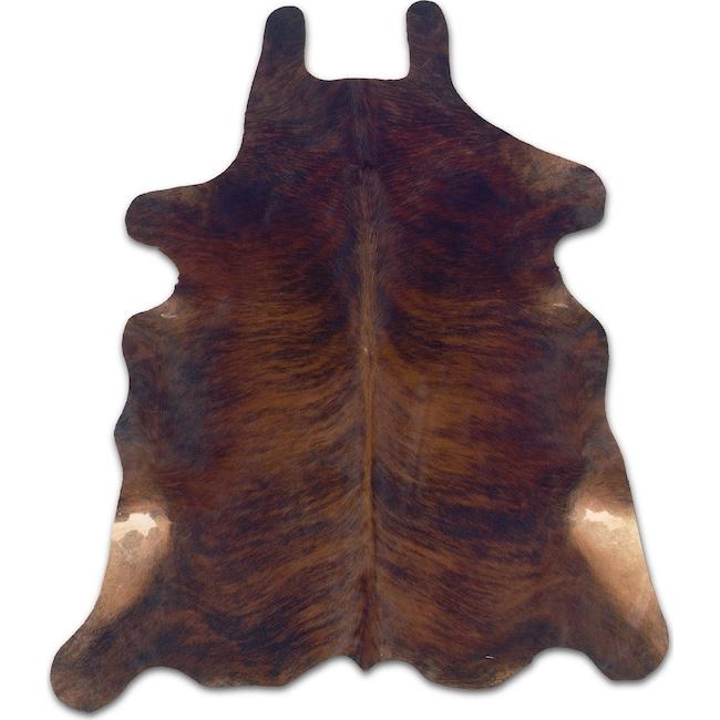 Rugs - Cowhide Area Rug (5' x 7')
