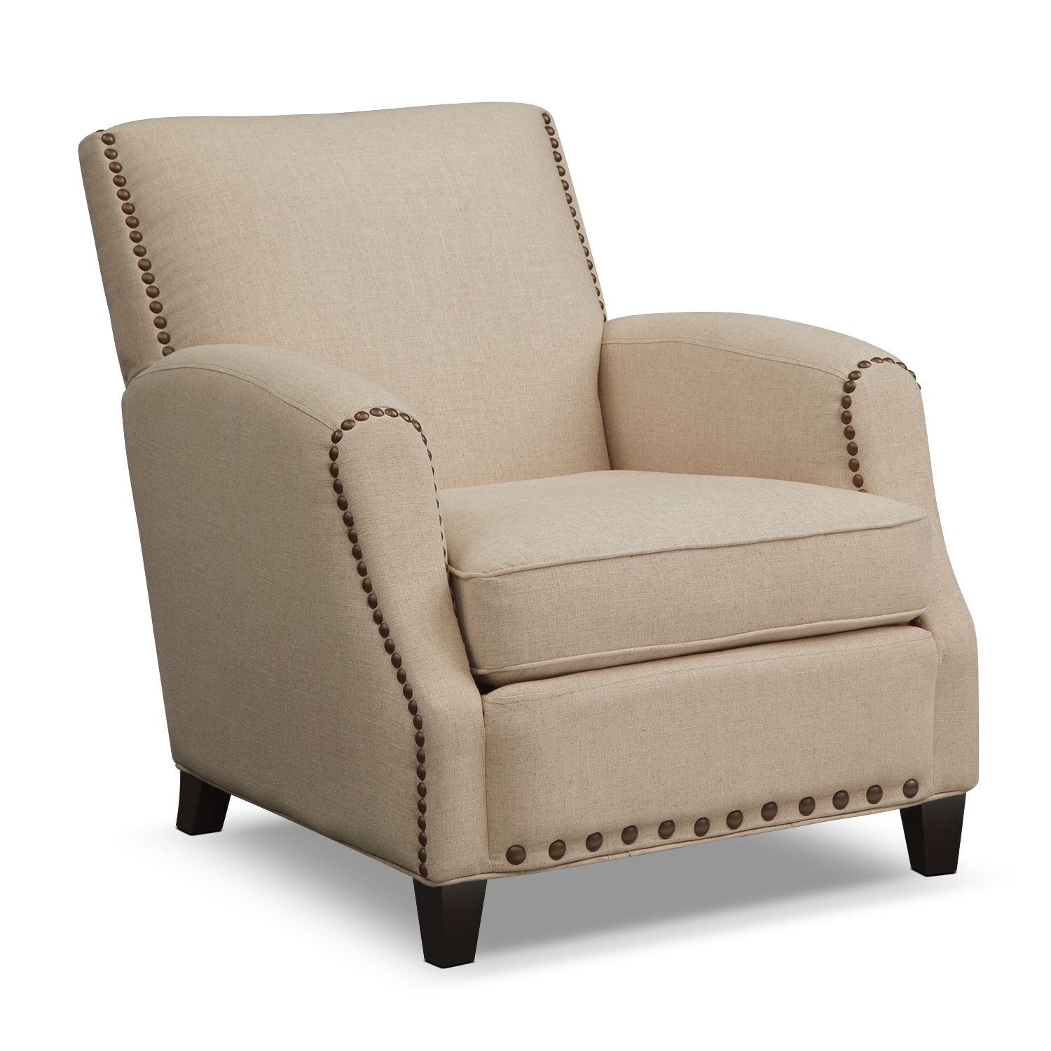 Havana Accent Chair - Beige