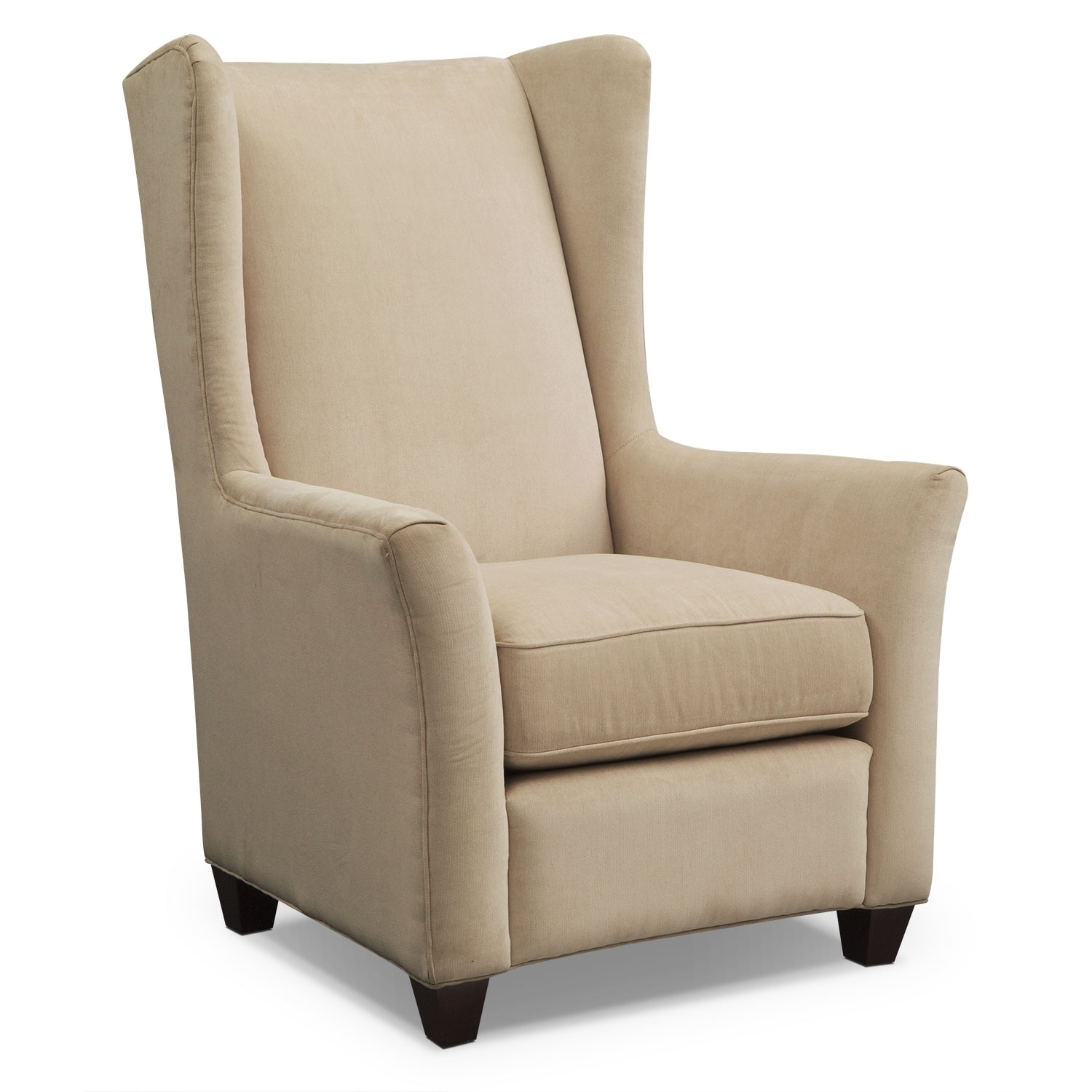 Corrine Accent Chair - Ivory