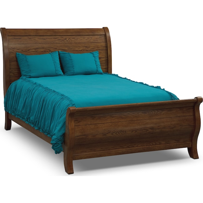Accent and Occasional Furniture - Madaline 3-Piece Queen Comforter Set - Teal