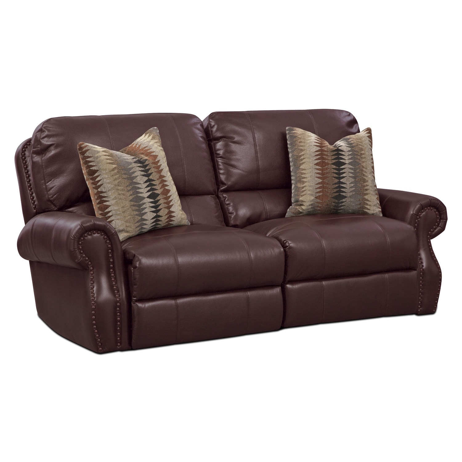 Living Room Furniture - Princeton 2 Pc. Power Reclining Sofa