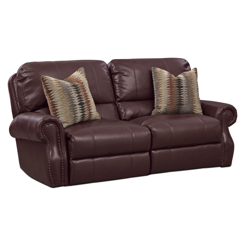 Living Room Furniture - Princeton 2 Pc. Power Reclining Sofa