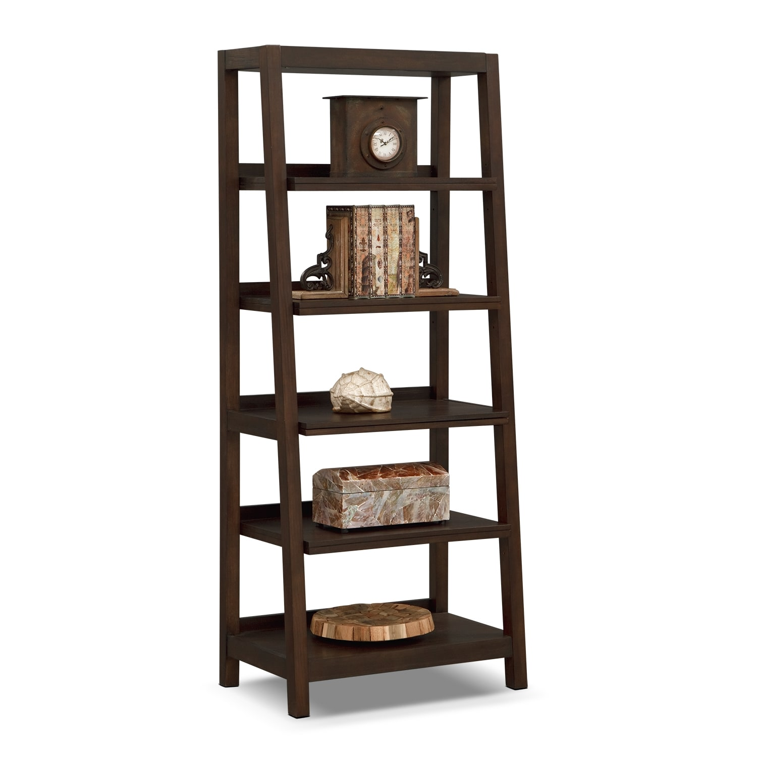 Entertainment Furniture - Camryn Bookcase w/ Pull Out Shelves