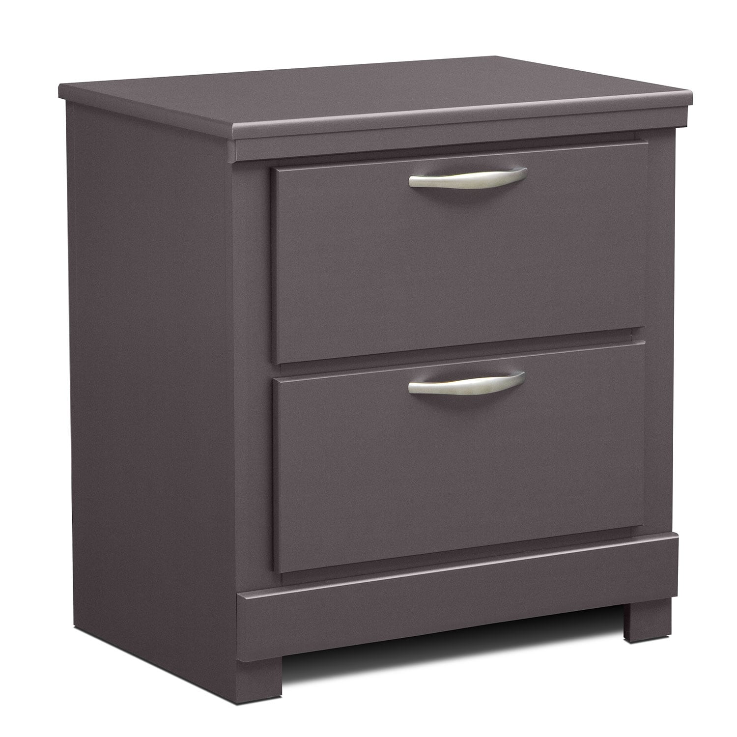 Kids Furniture - Combi Nightstand - Gunmetal