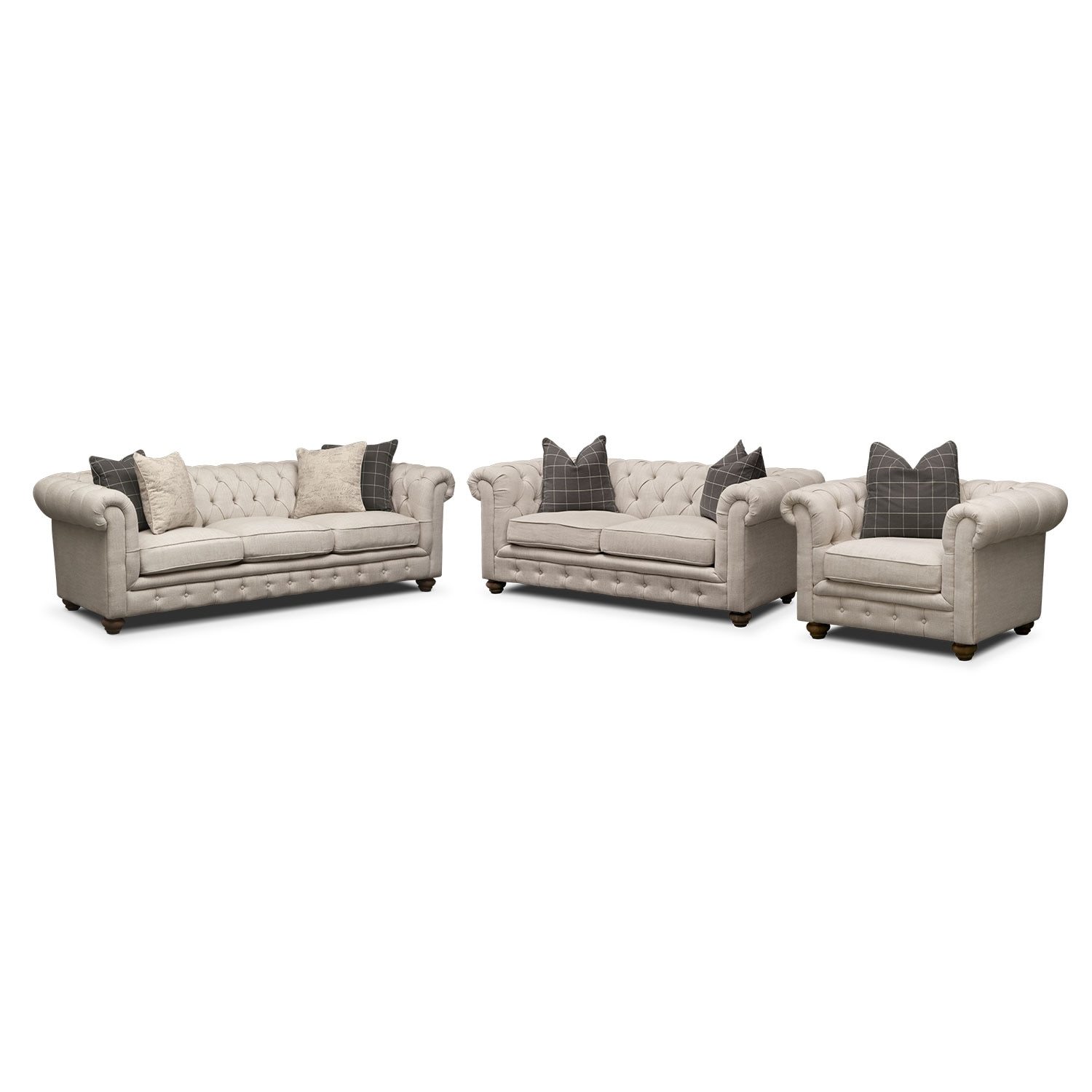 madeline sofa apartment sofa and chair set beige