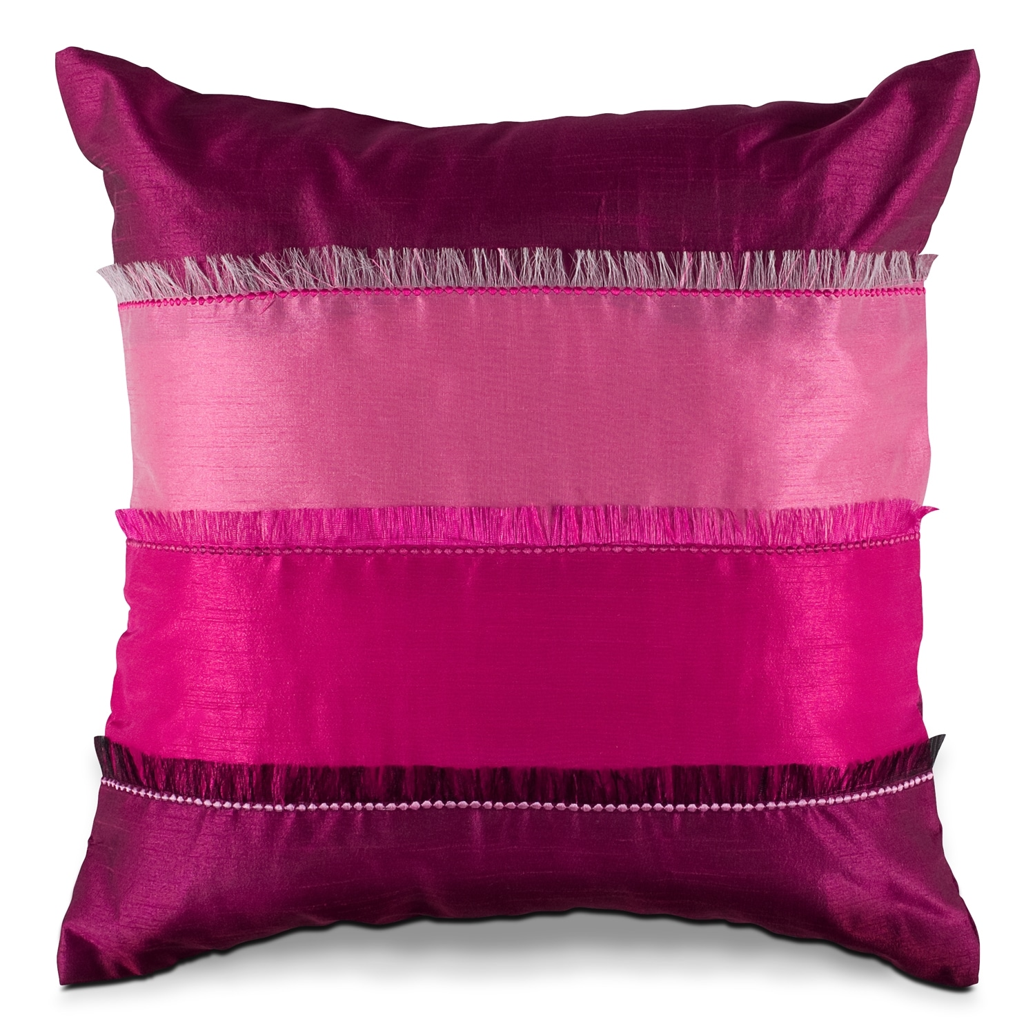 Accent and Occasional Furniture - Amour Pink Decorative Pillow