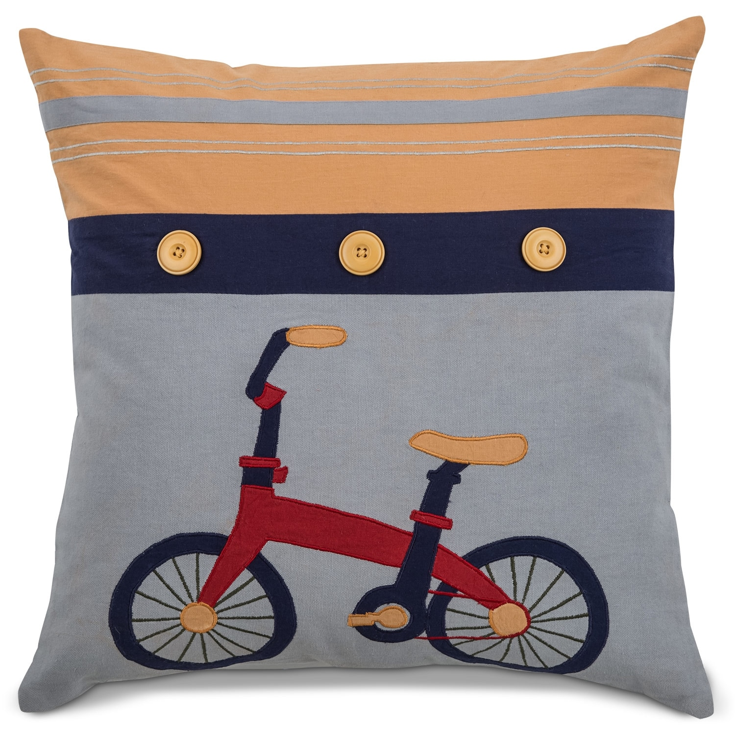Accent and Occasional Furniture - Alexander Decorative Pillow
