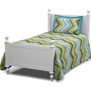 Happy Chick 2 Pc. Twin Comforter Set