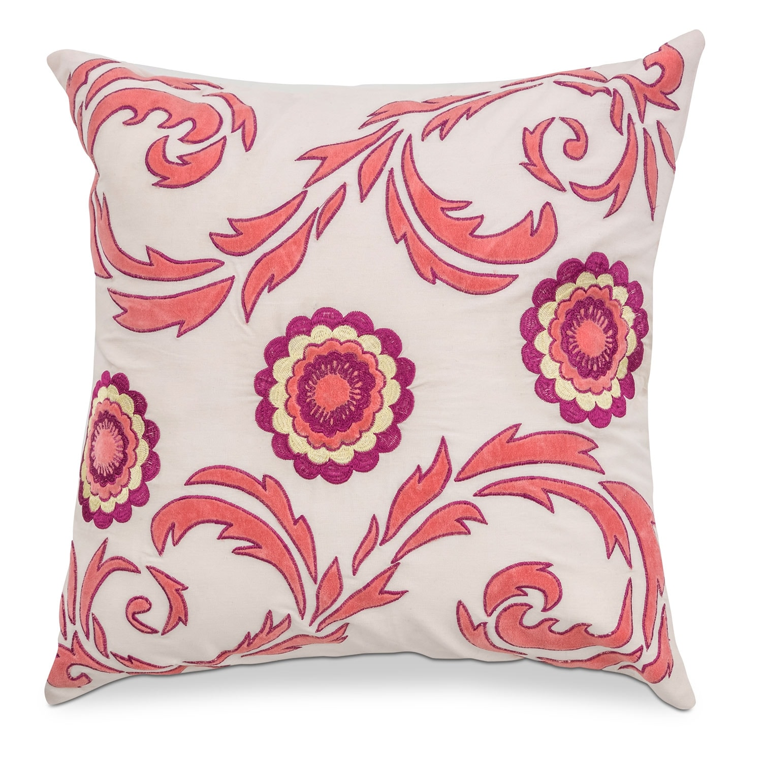 Accent and Occasional Furniture - Lila Decorative Pillow