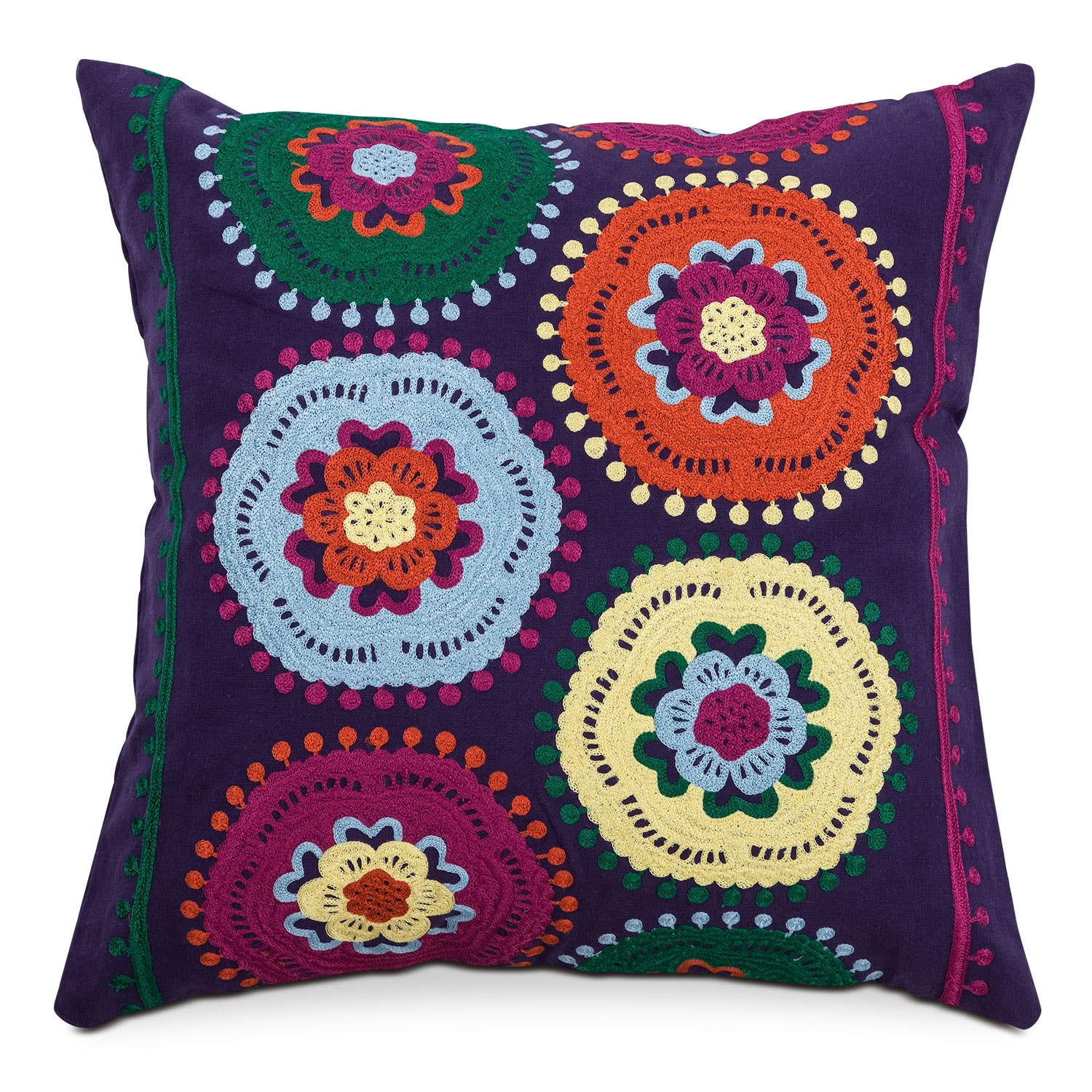 Accent and Occasional Furniture - Amelia Decorative Pillow
