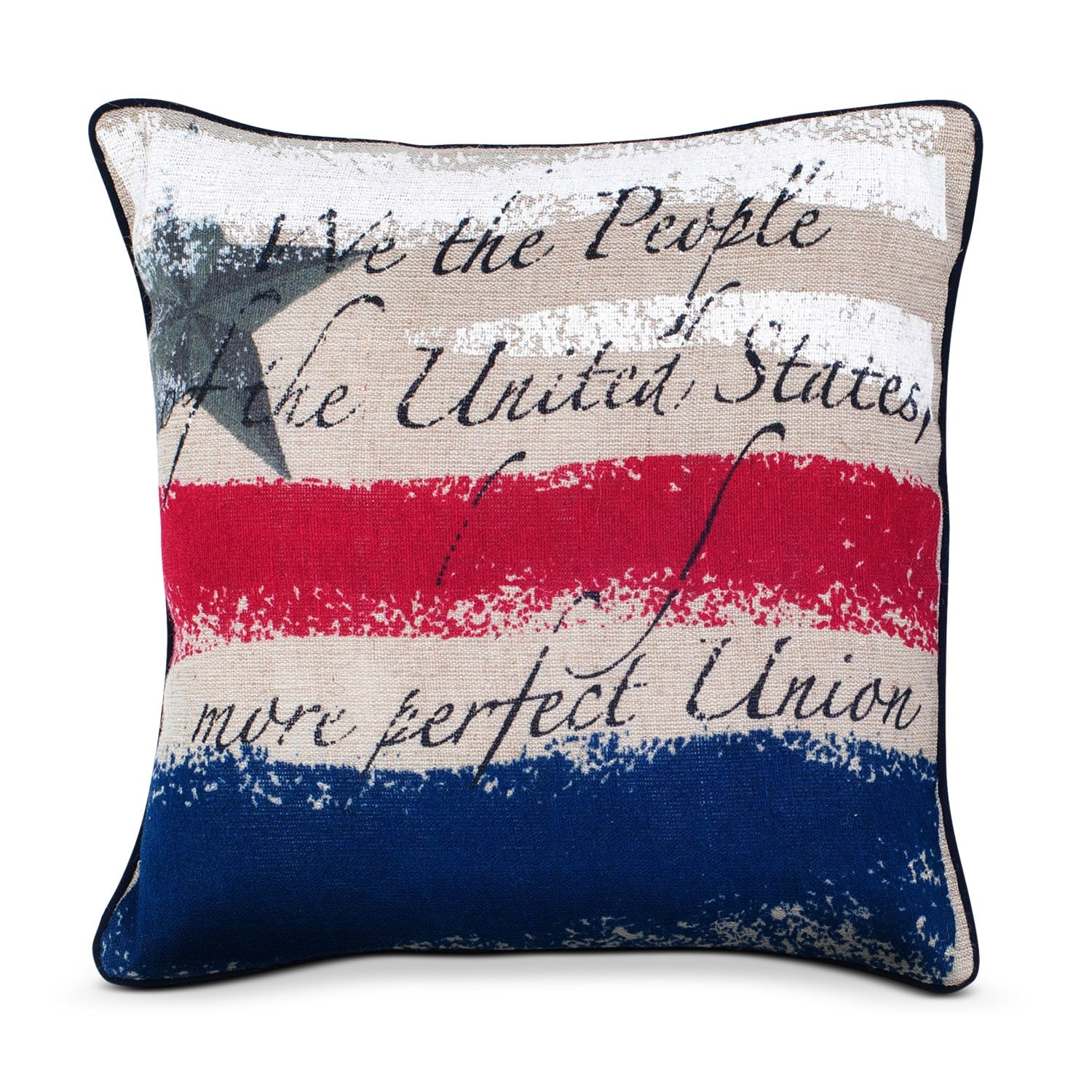 USA Decorative Pillow