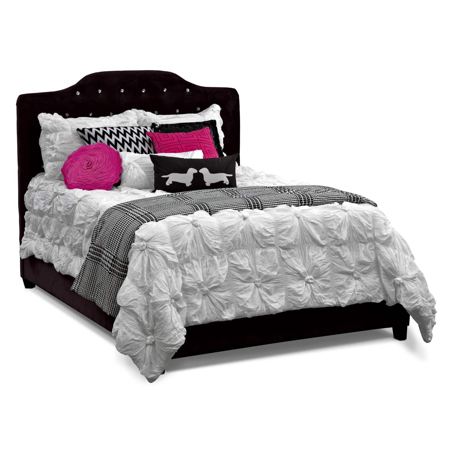 Erin IV Full/Queen Bedding Set