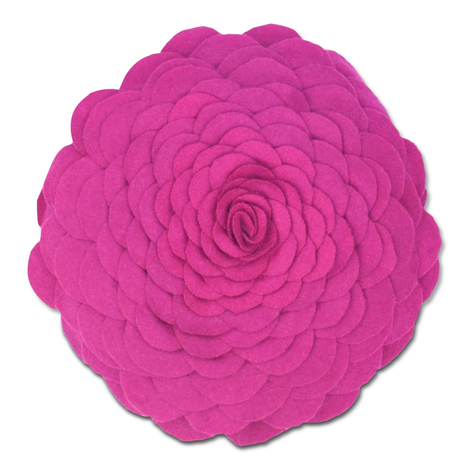 Accent and Occasional Furniture - Flower Decorative Pillow