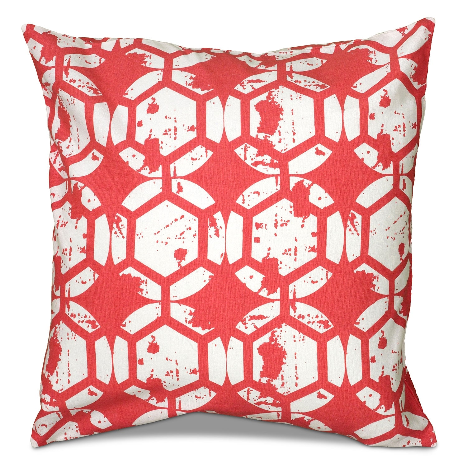 Accent and Occasional Furniture - Rose Decorative Pillow