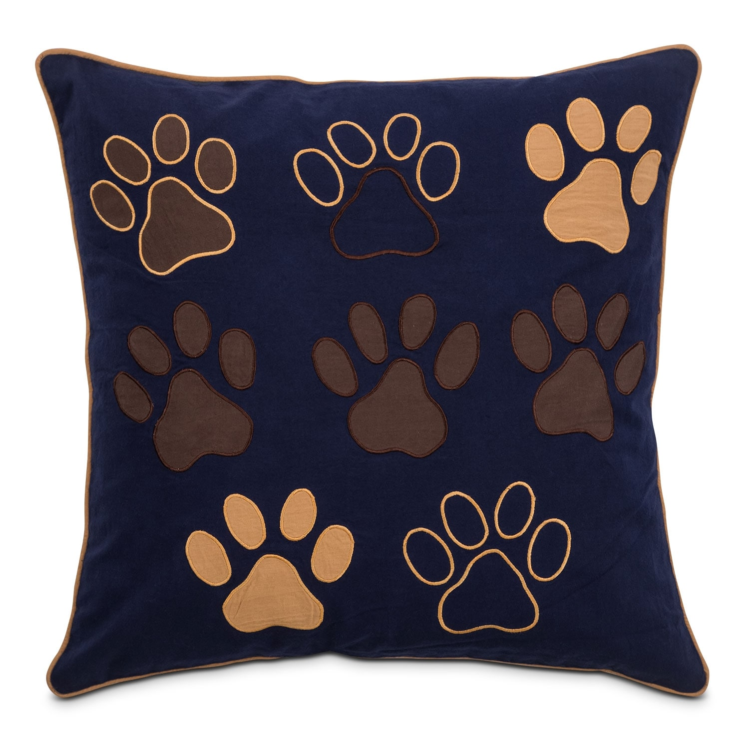 Accent and Occasional Furniture - Benjamin Decorative Pillow