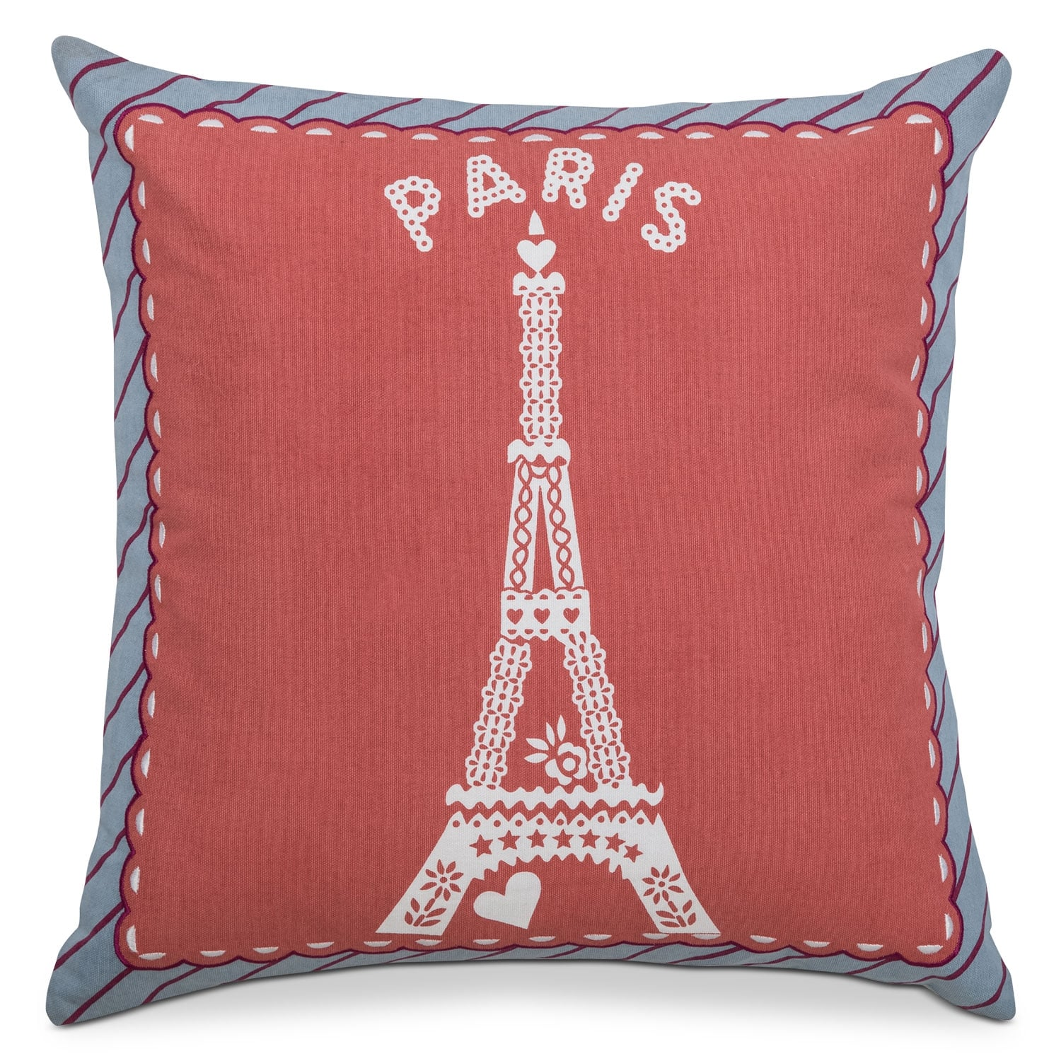 Accent and Occasional Furniture - Emma Decorative Pillow