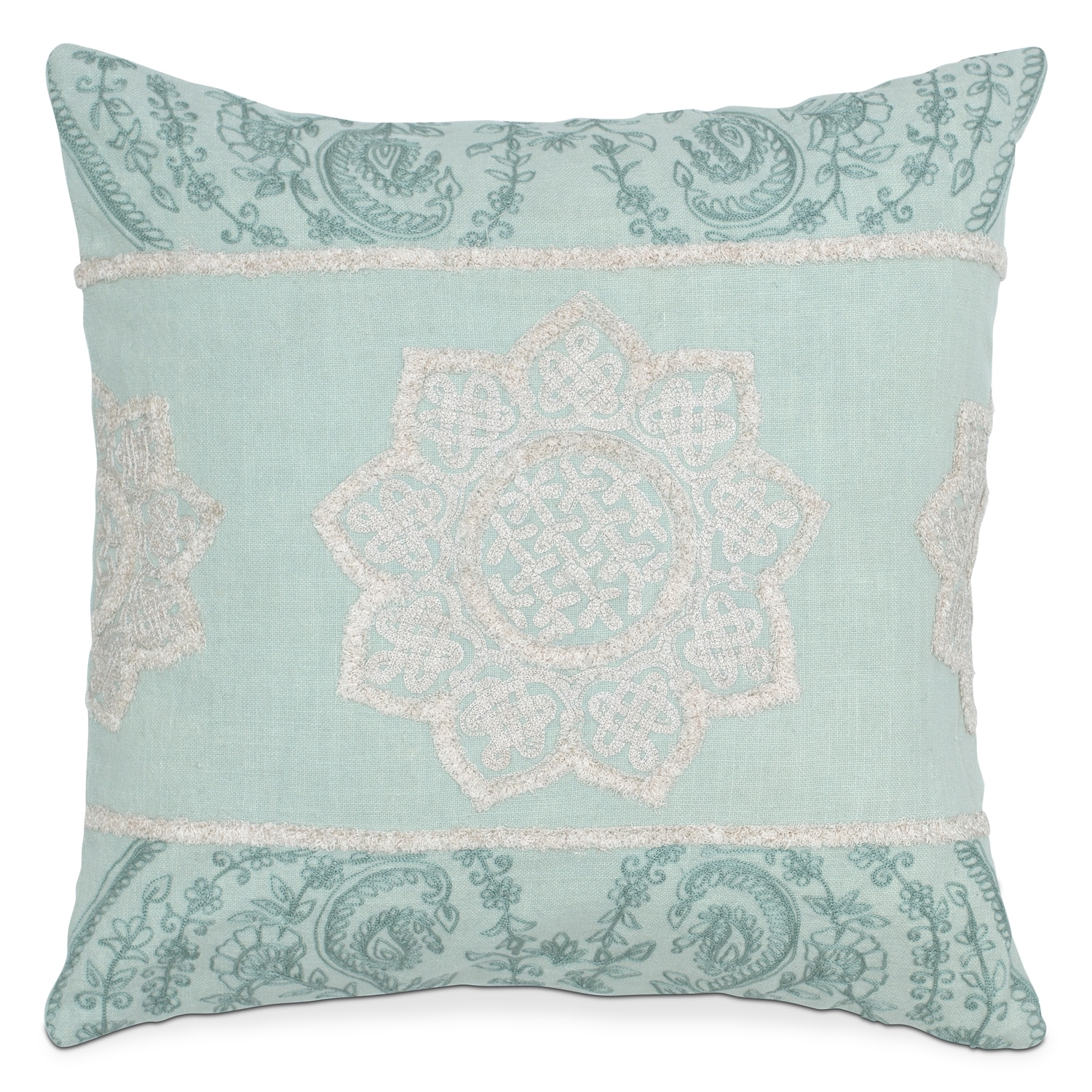 Accent and Occasional Furniture - Alice Decorative Pillow