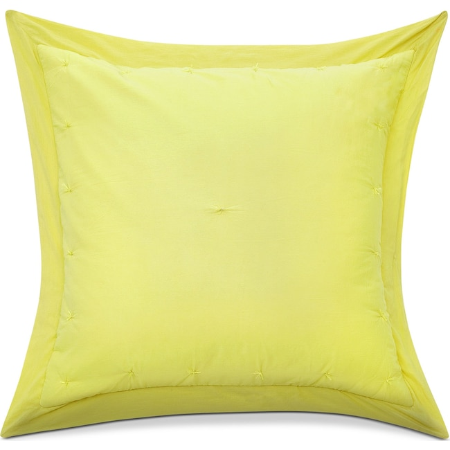 Accent and Occasional Furniture - Penelope Euro Sham