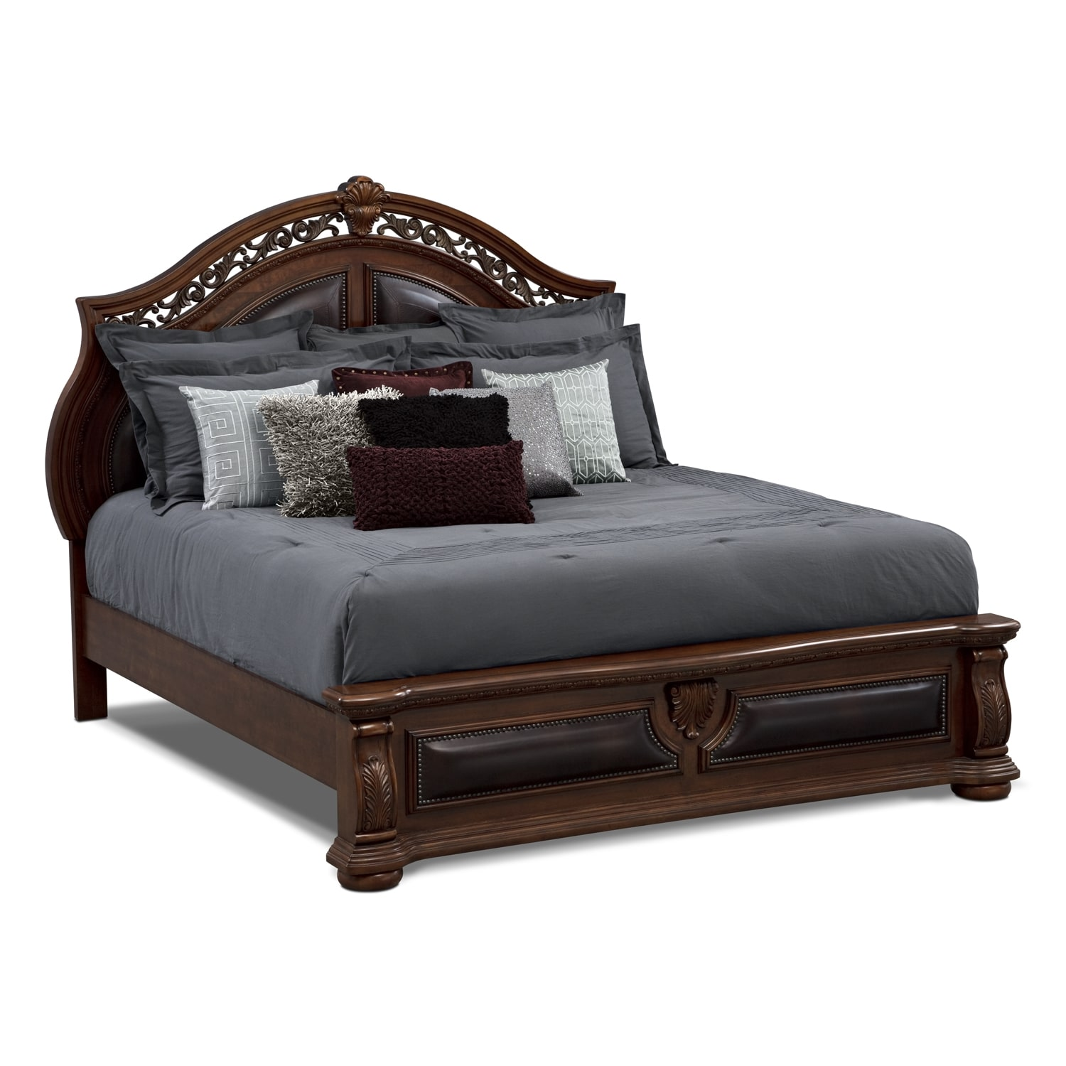 Midnite in Monroe King Bedding Set