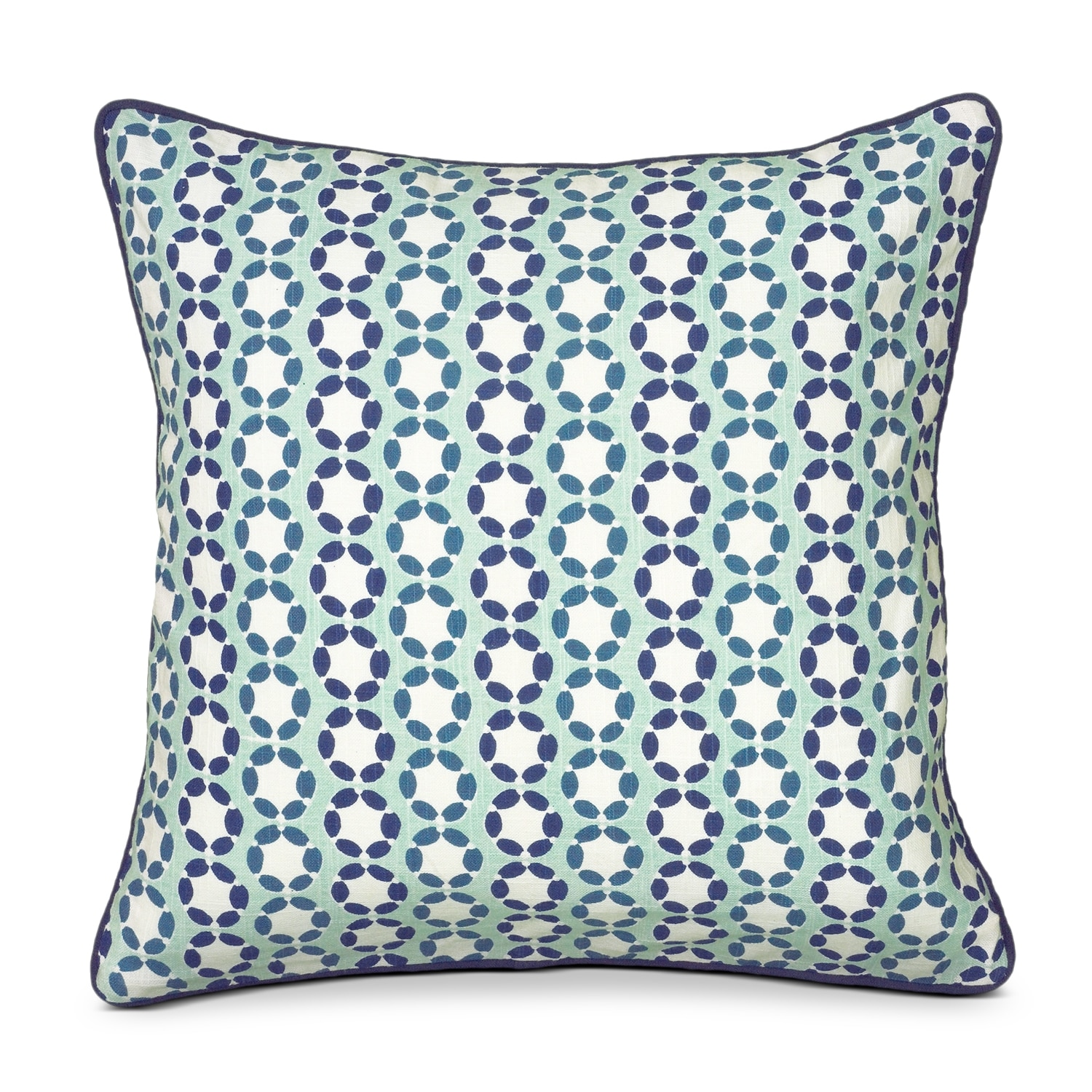 Accent and Occasional Furniture - Natalie Decorative Pillow