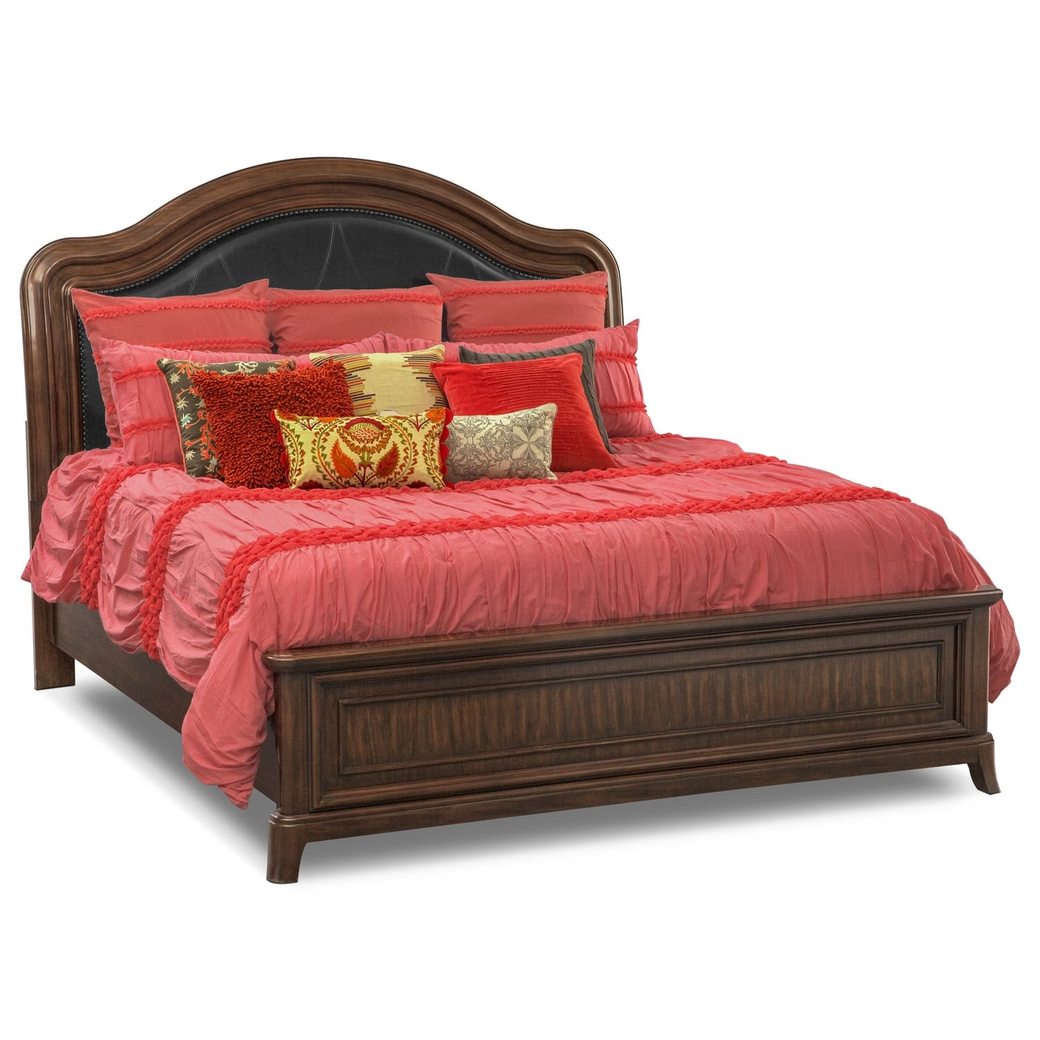 Accent and Occasional Furniture - Persimone King Bedding Set