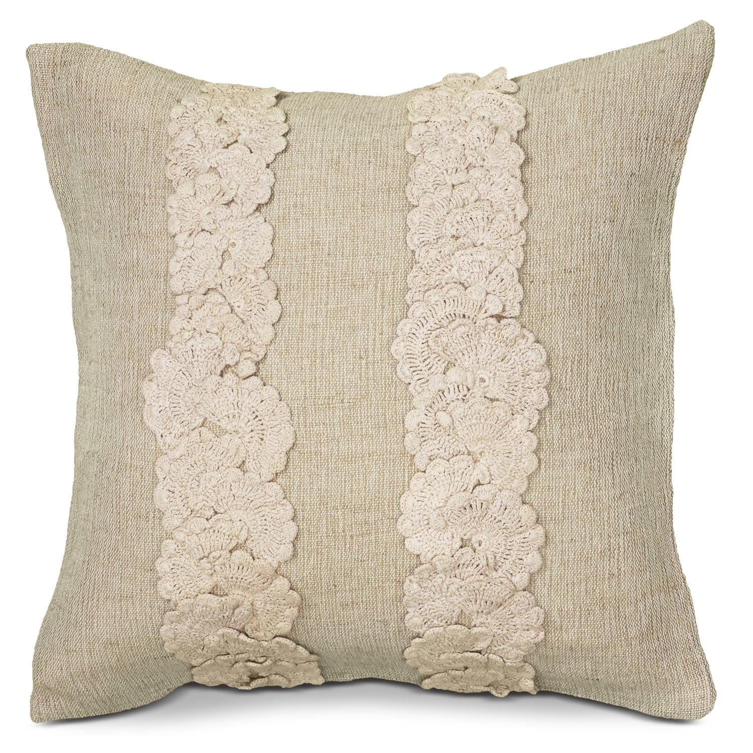 Lady Decorative Pillow