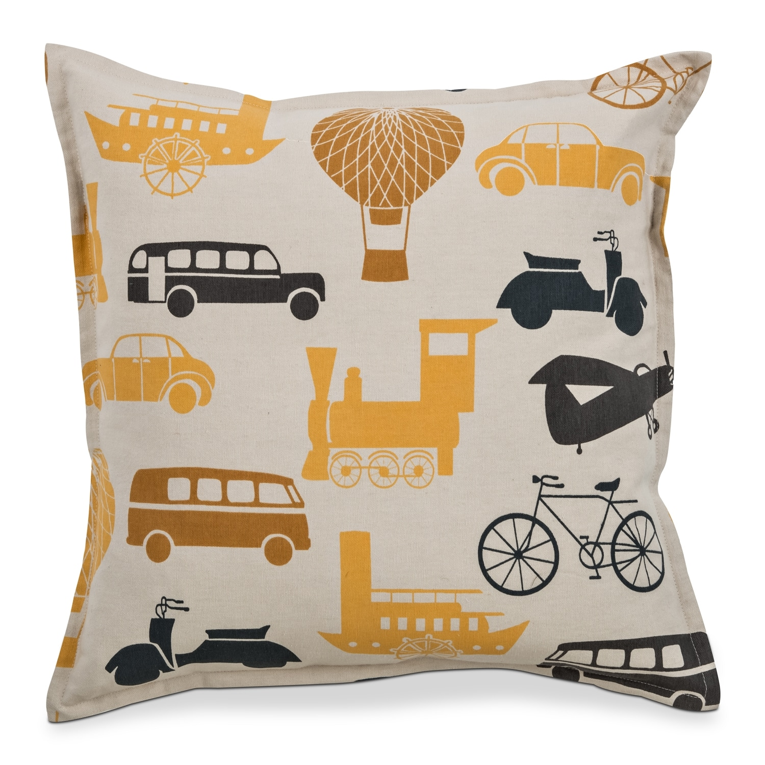 Accent and Occasional Furniture - Jacob Decorative Pillow