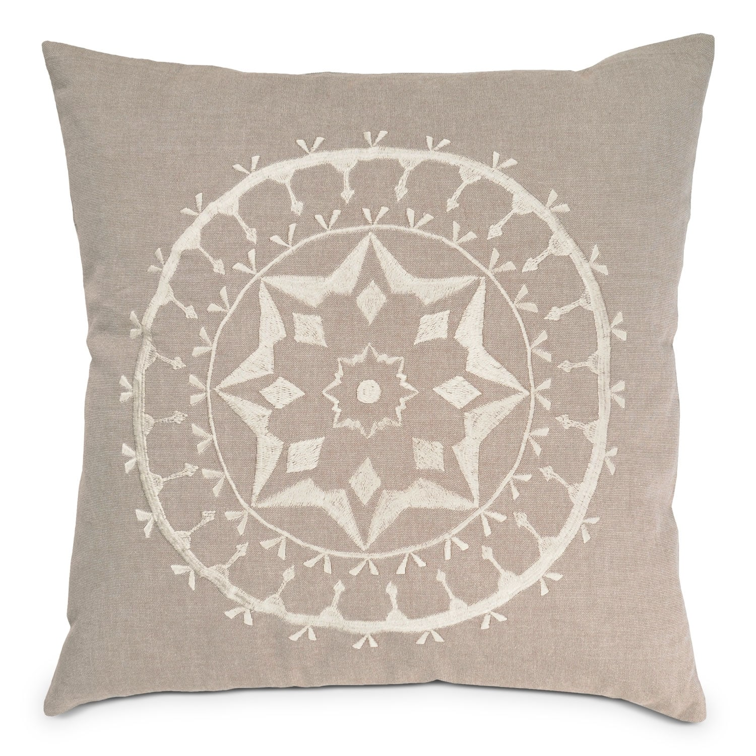 Accent and Occasional Furniture - Faith Decorative Pillow