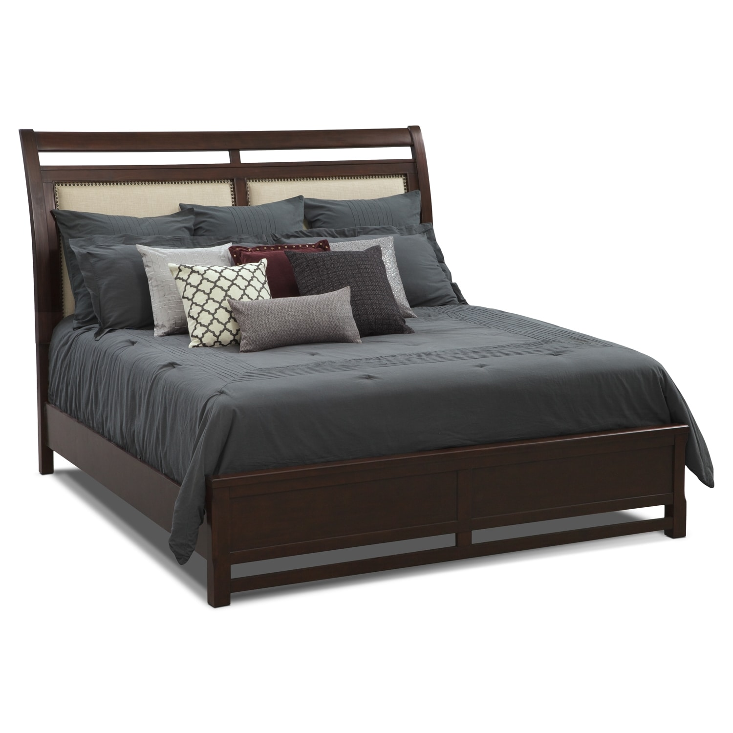 Midnite in Monroe III King Bedding Set