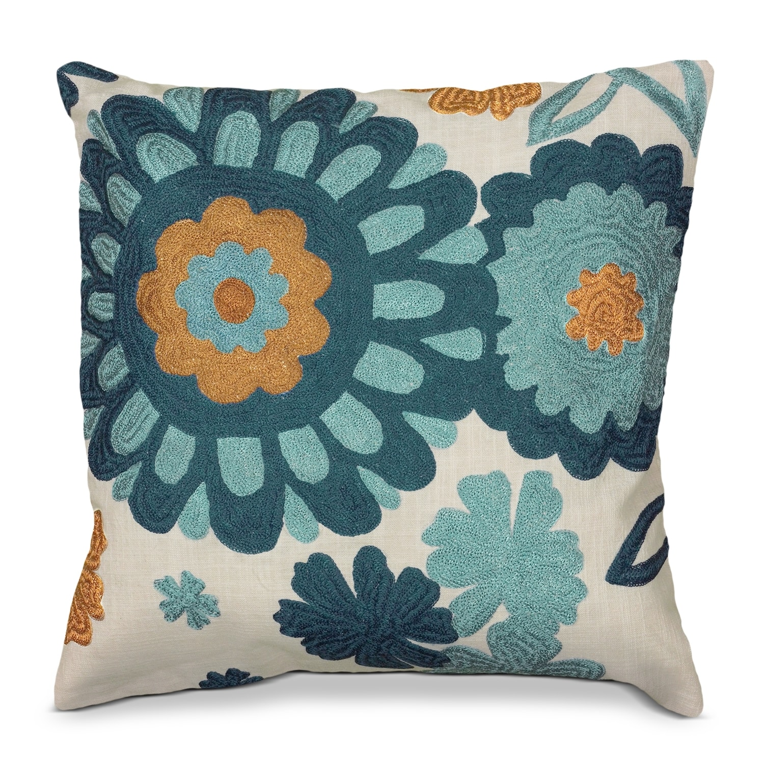 Accent and Occasional Furniture - Suzanne Decorative Pillow