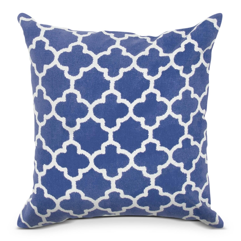 Sail Away II Decorative Pillow