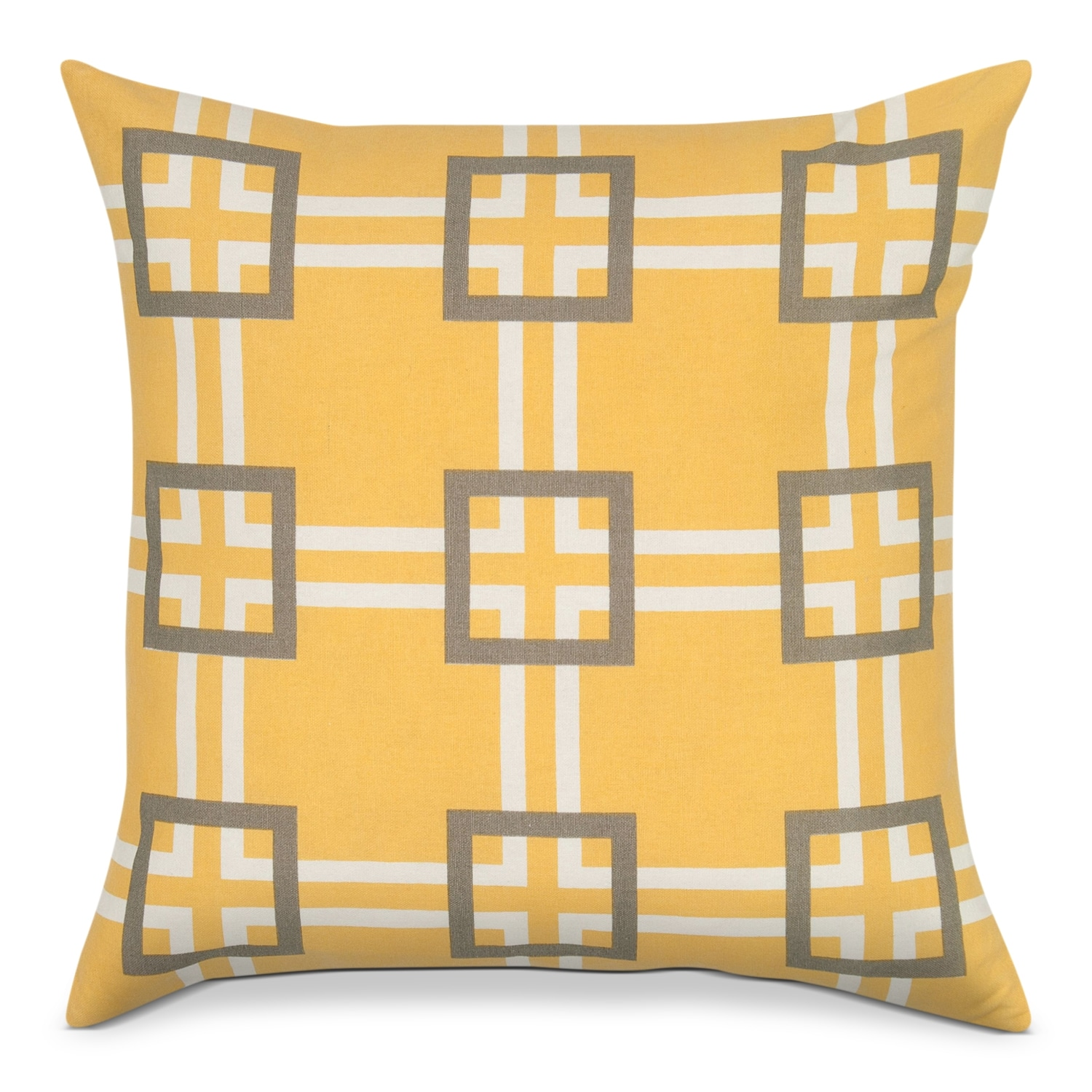 Accent and Occasional Furniture - Dorothy Decorative Pillow