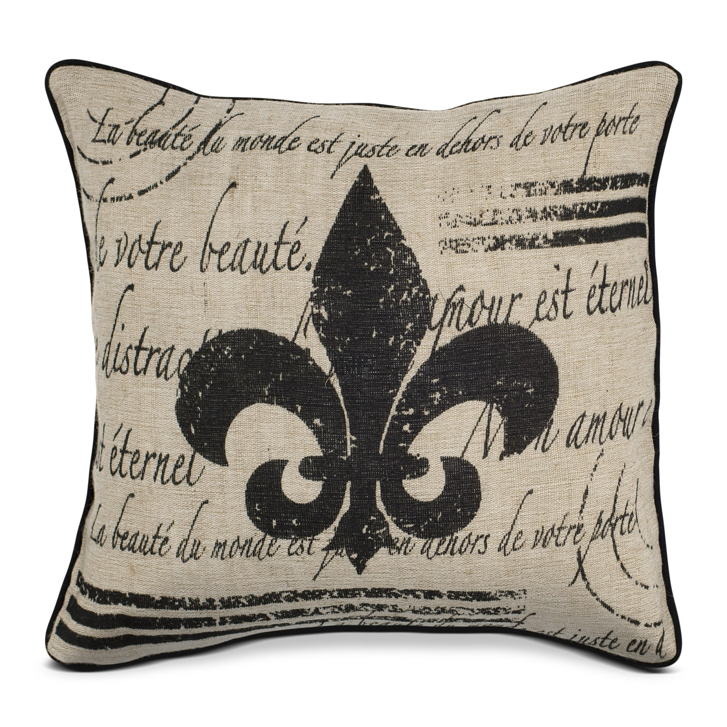 Accent and Occasional Furniture - Danielle Decorative Pillow