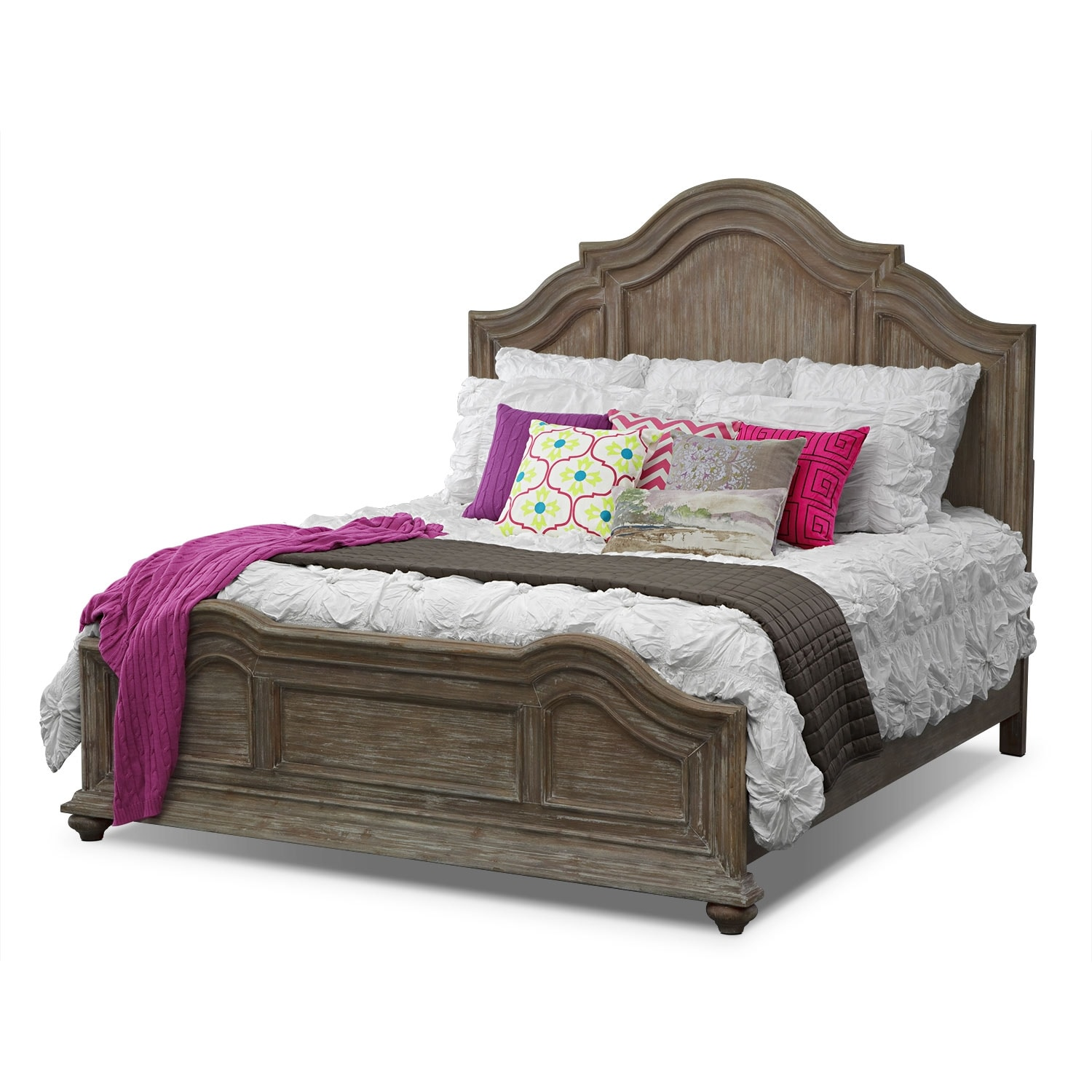 Accent and Occasional Furniture - Erin Queen Bedding Set