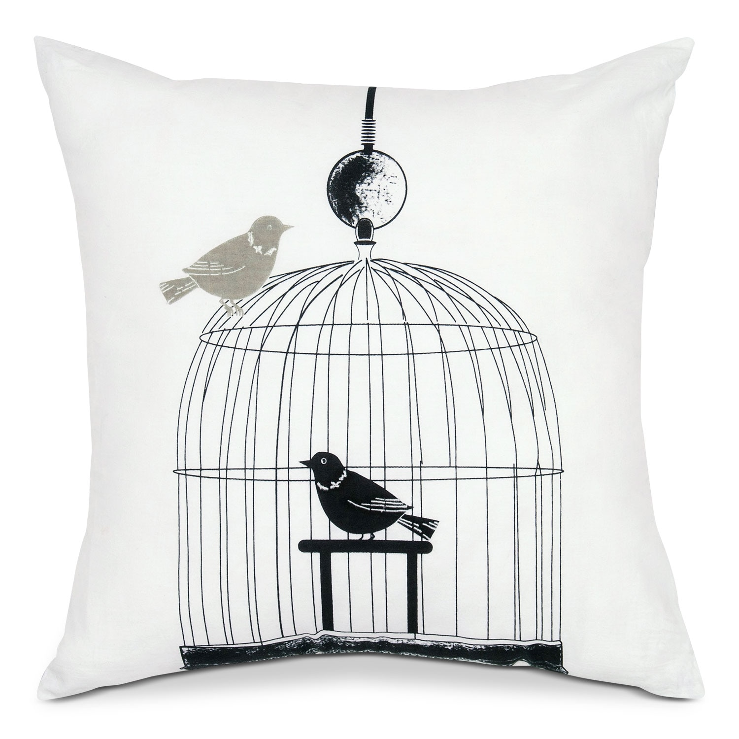Accent and Occasional Furniture - Bianca Decorative Pillow