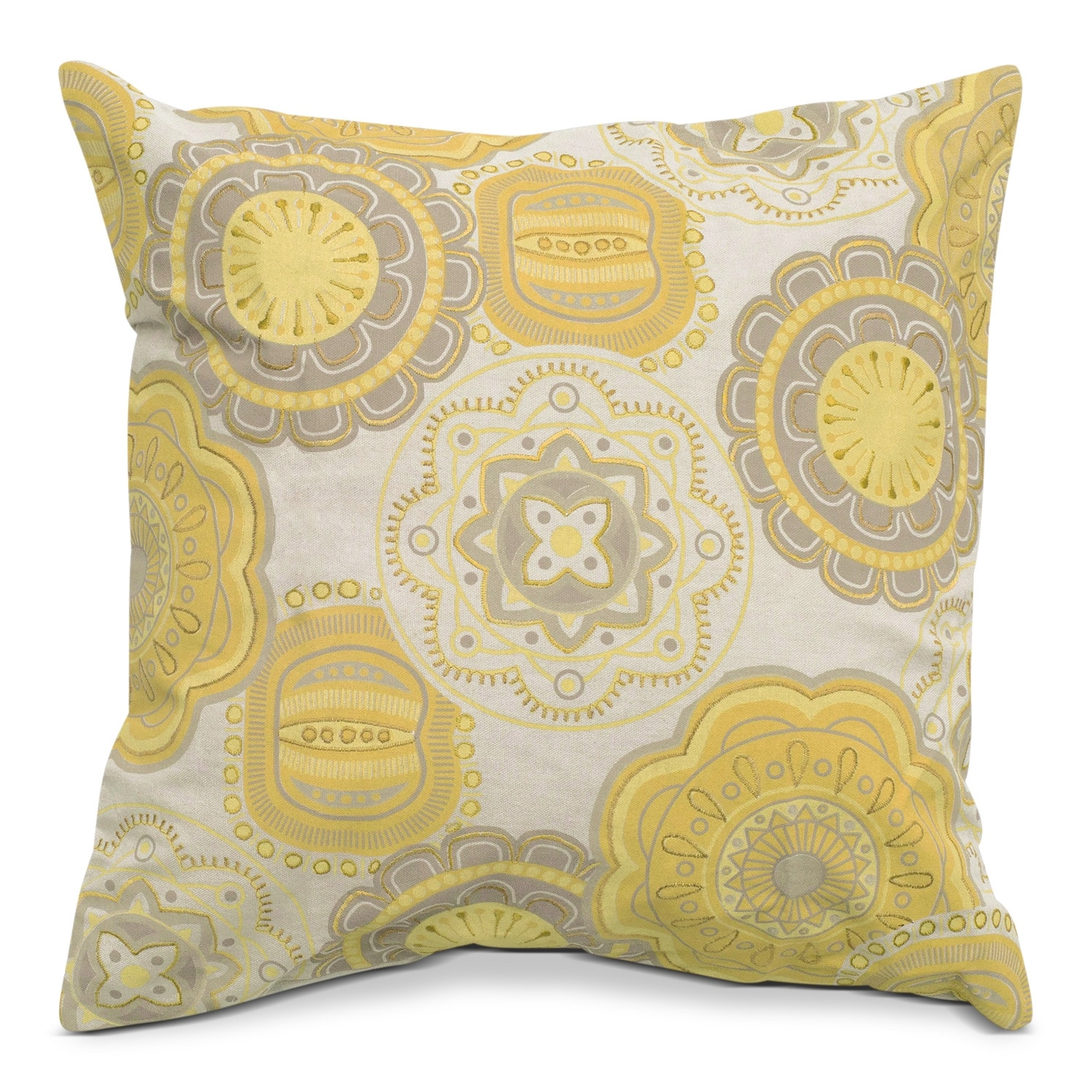 Accent and Occasional Furniture - Gigi Decorative Pillow