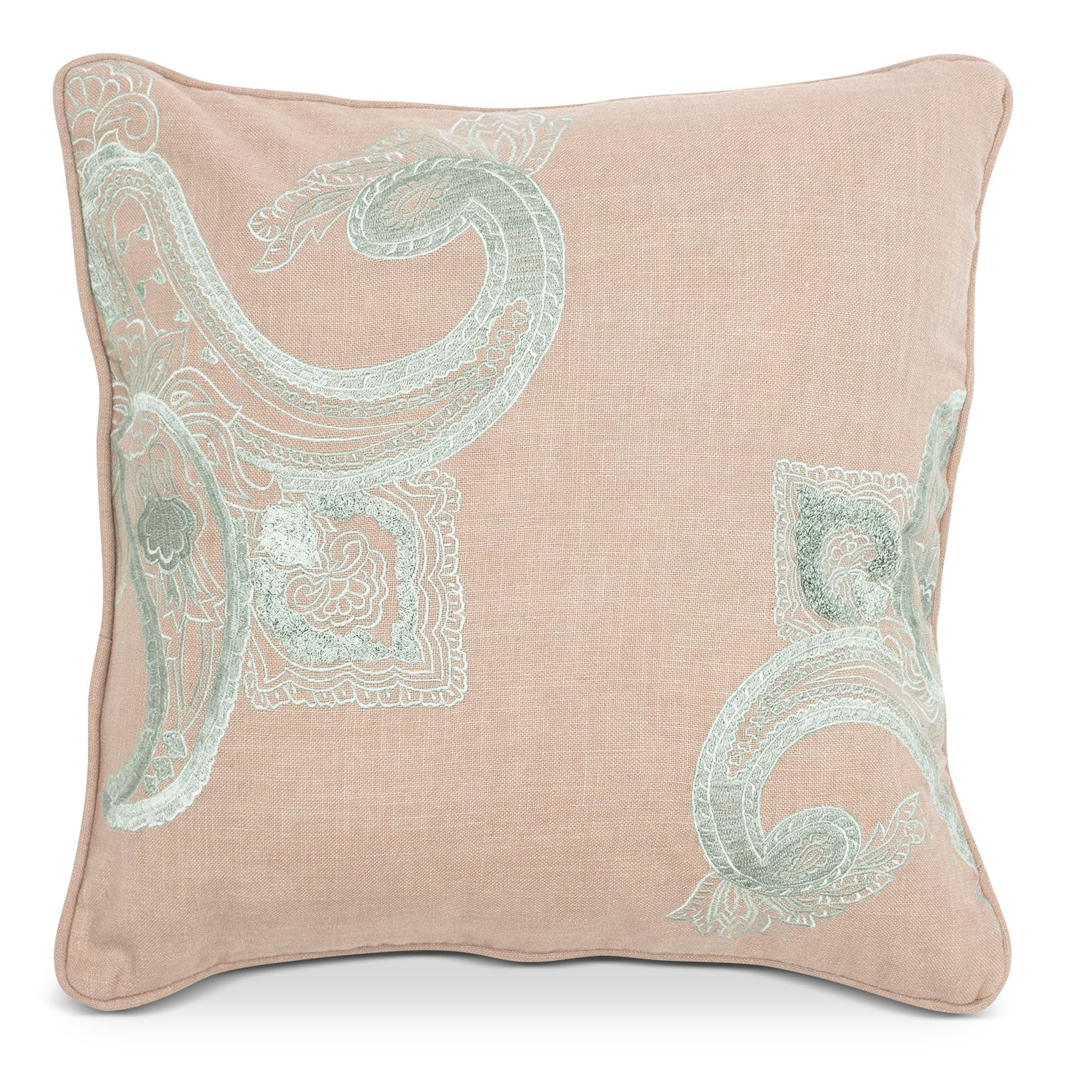 Accent and Occasional Furniture - Mary Decorative Pillow