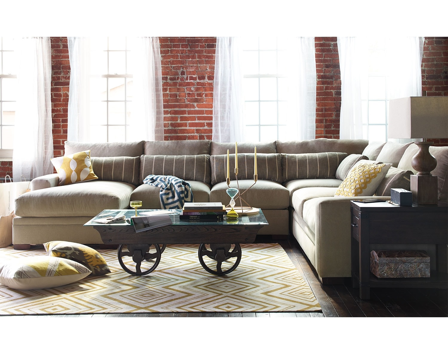 The Ventura Collection Buff Value City Furniture