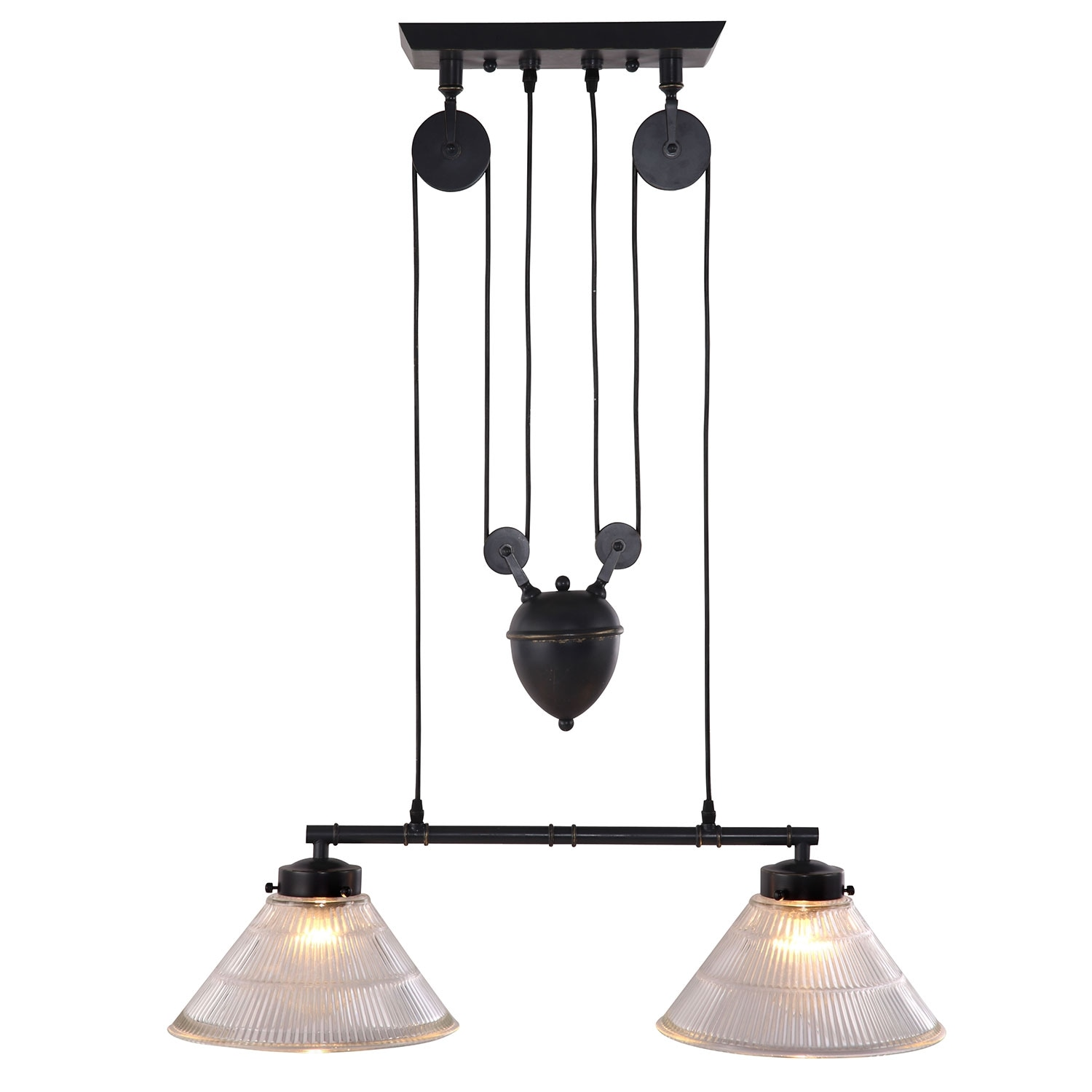 Home Accessories - Garnet Chandelier
