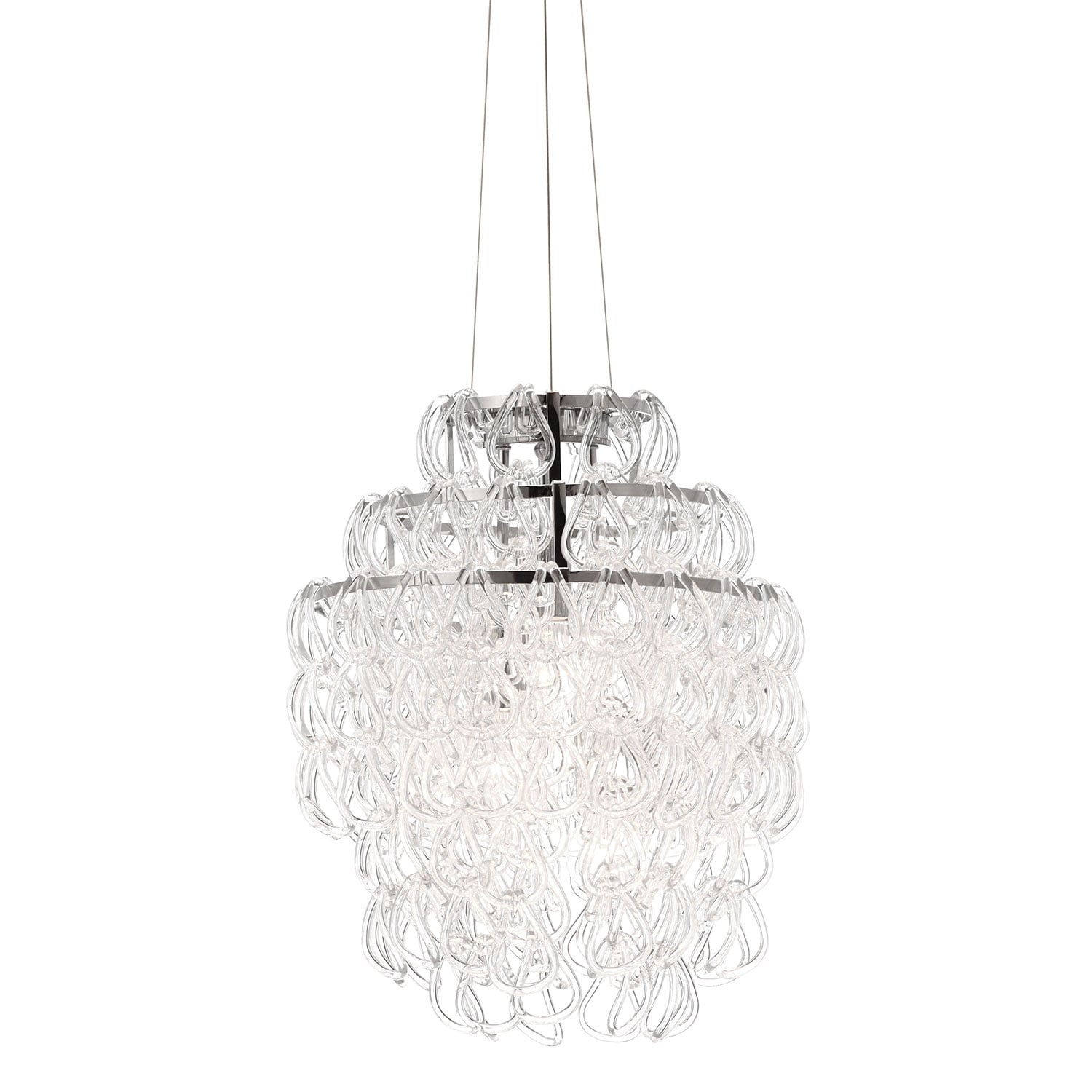 Home Accessories - Cascade Chandelier