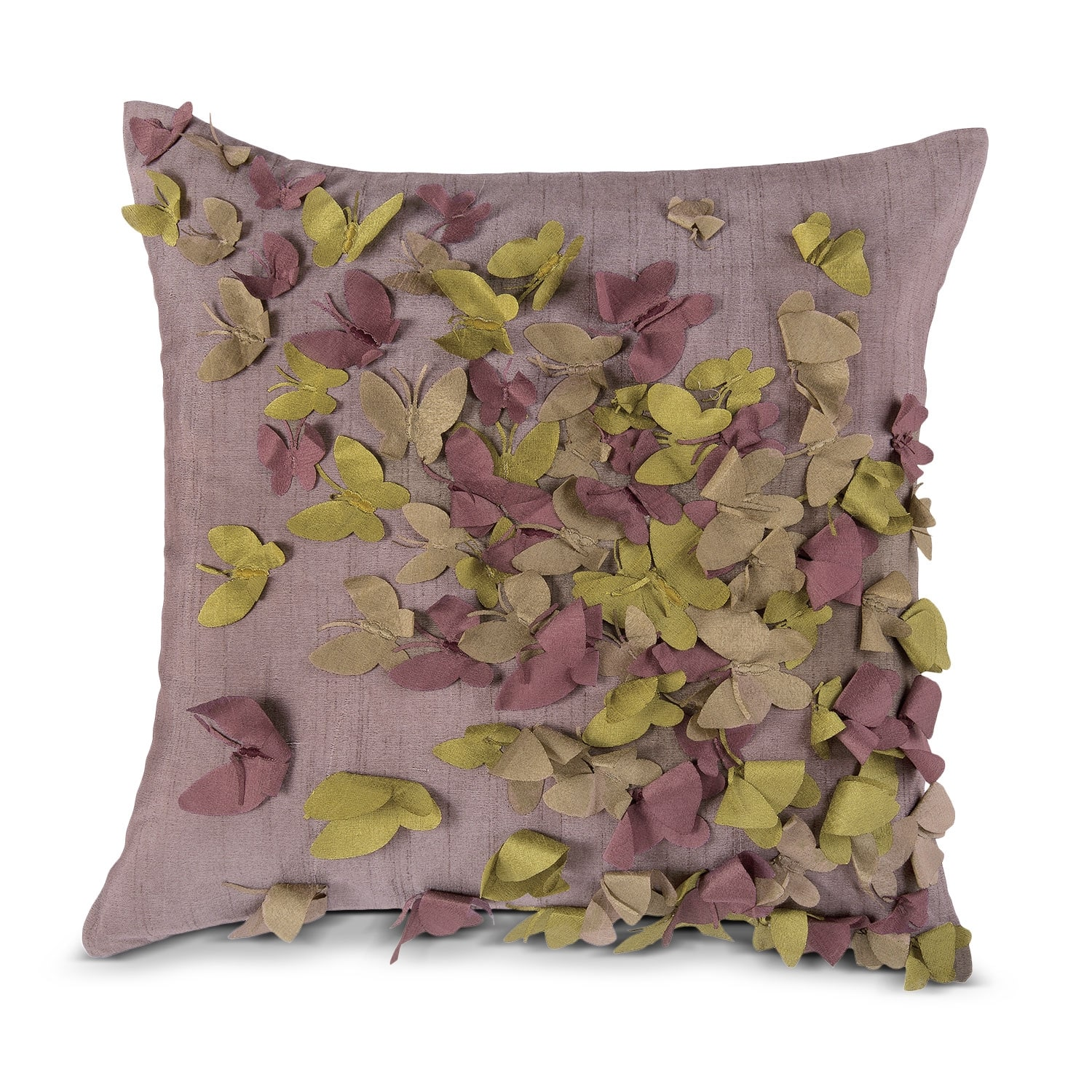 Accent and Occasional Furniture - Butterfly Decorative Pillow