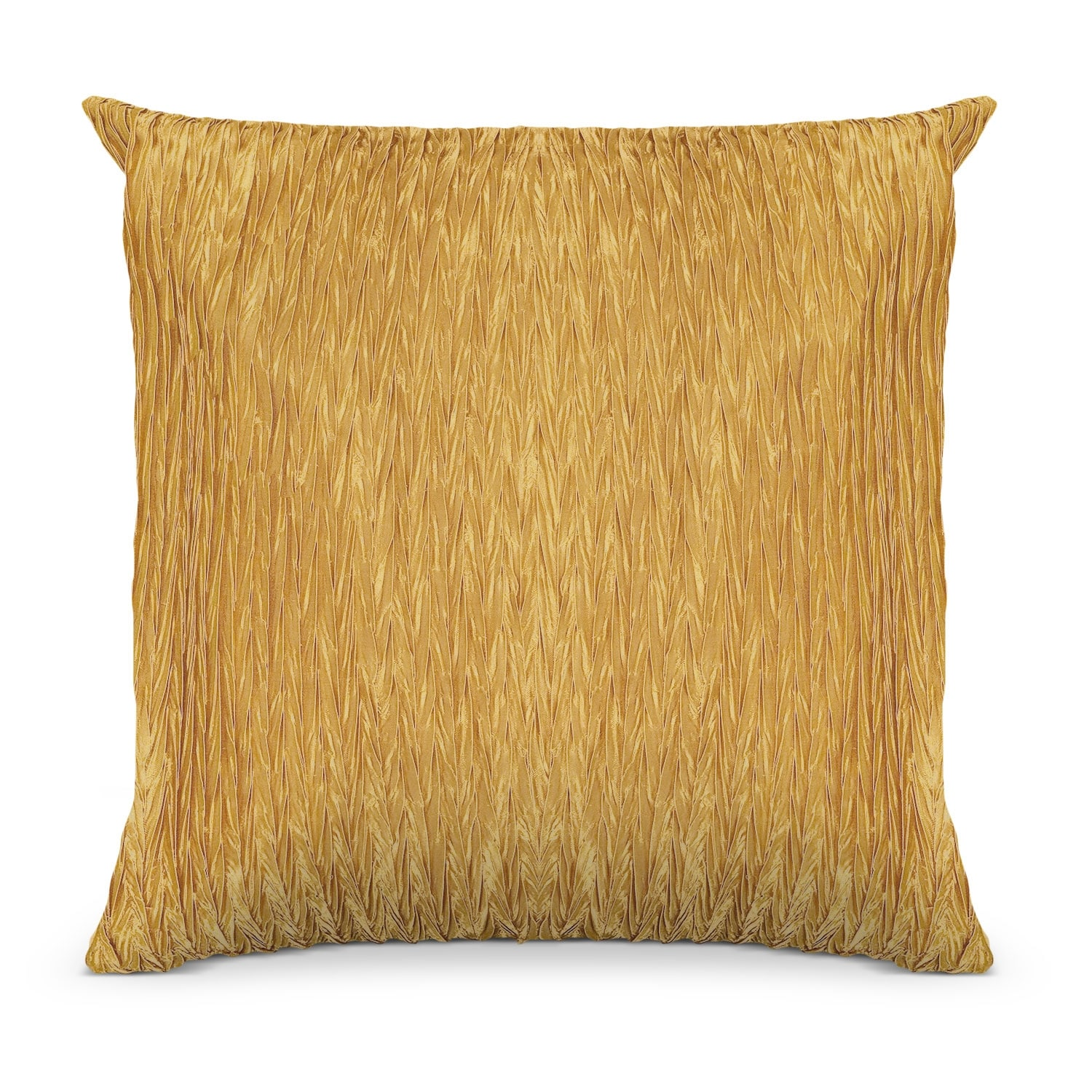 Accent and Occasional Furniture - Tradewind Gold Decorative Pillow